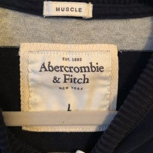 Abercrombie & Fitch Shirts - Abercrombie Men's Long Sleeve